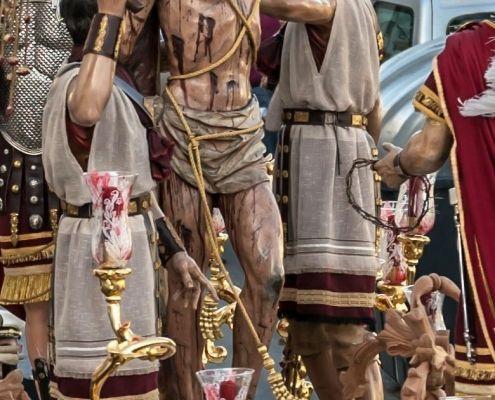 Sayones de la Hermandad de la Flagelacion, El Puerto de Santa María