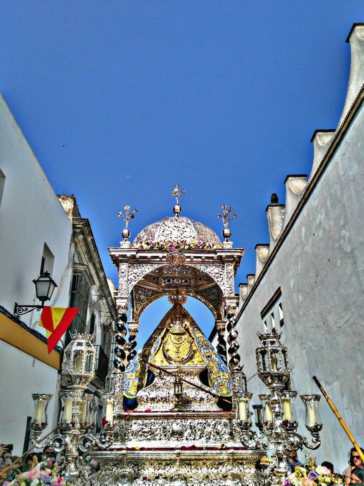 Cultos Y Novena A Nuestra Señora De La Caridad De Sanlúcar De Barrameda Ondapasion Com Tu Visión Cofrade